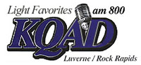 KQAD: Luverne/Rock Rapids AM 800